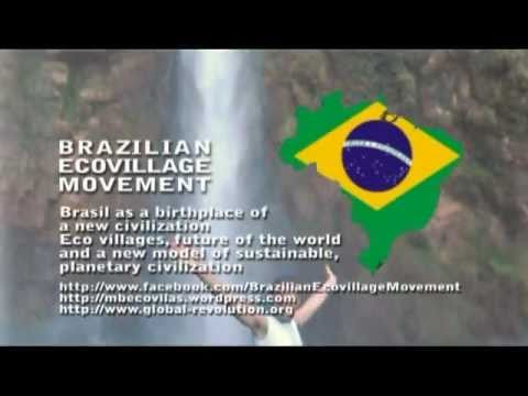 Brazilian Ecovillage Movement - Self-Sustainable Communities