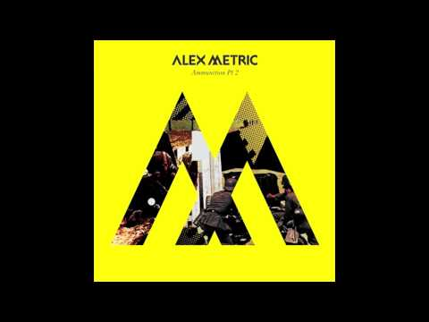 Alex Metric - Motion Study (feat. OLIVER)