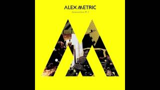 Alex Metric - Motion Study Ft. OLIVER