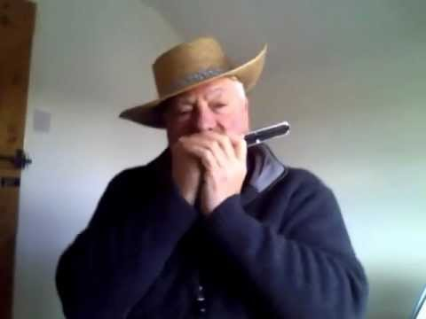 Red River Valley Harmonica G - YouTube