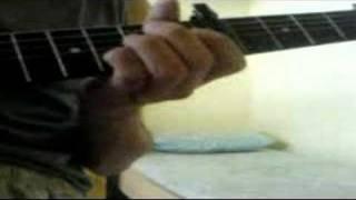 Mai Hime - Ensei Guitar practice