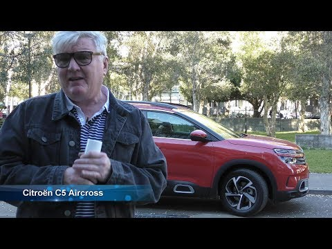 2019 Citroen C5 Aircross Covered in Shaving Cream - gay car video Review