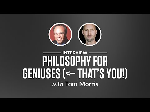 Interview: Philosophy for Geniuses -- That