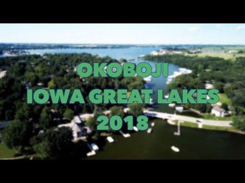 Okoboji Iowa Great Lakes 2018