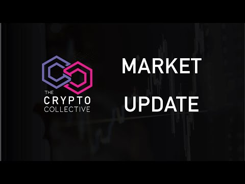 Crypto Collective market update: featuring BTC, ETH & other major Altcoins.