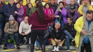 旺角羅文180128-Andy&小霞&曾曾~聯合演唱