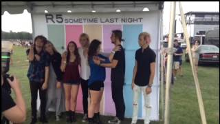 R5 meet and greet september 4th 2015 by itsalynchthing m4hsunfo