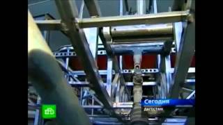 Лезгинские мастера  Вертолетостроение