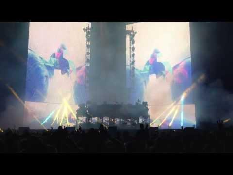 (HD) Bassnectar (Openng) @ Electric Zoo Festival 2013