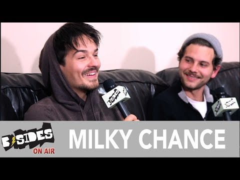 B-Sides On-Air: Interview - Milky Chance Talk 'Blossom', Fatherhood