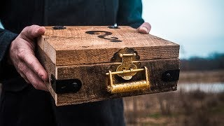 Solving The MYSTERY BOX Cryptex Puzzle!!