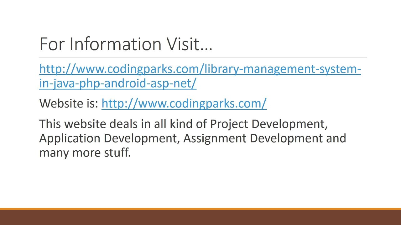 Library Management System Project in Prolog – Database Project Ideas for  Final Year Engineering Stud