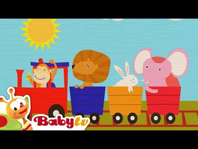 Play Time: Speeltijd - Trein, BabyTV Nederlands