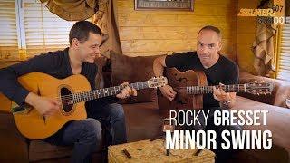 Selmer #607 School - Minor Swing - Rocky Gresset