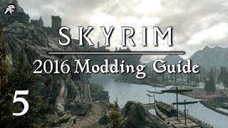 2016 Skyrim Modding Guide Ep.5: SkyTweak and FISS
