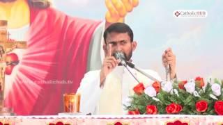 Word of God by Rev. Fr. Yesudas @ DRRC, Margherita, Assam. 19-12-16