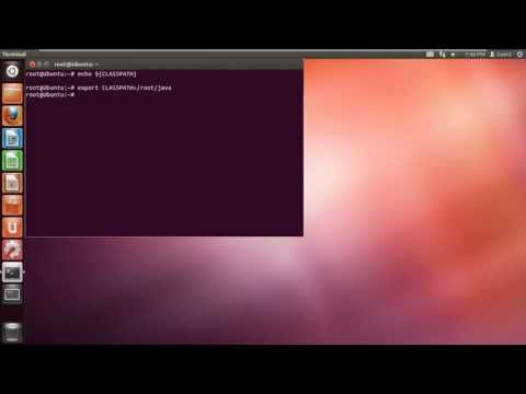 How to Set and Check Classpath in Linux