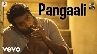 Kadhalum Kadanthu Pogum - Pangaali Video | Vijay Sethupathi | Santhosh Narayanan