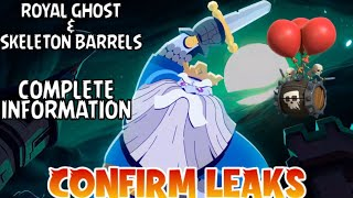 COC new helloween 2019 update confirm leaks/Royal ghost gameplay/clash of clans October updates.