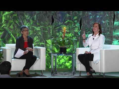 Net Impact Conference Keynote Q&A: Kathrin Winkler with Jean Case