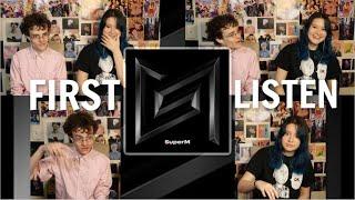 Gambar cover SuperM 1st Mini Album First Listen