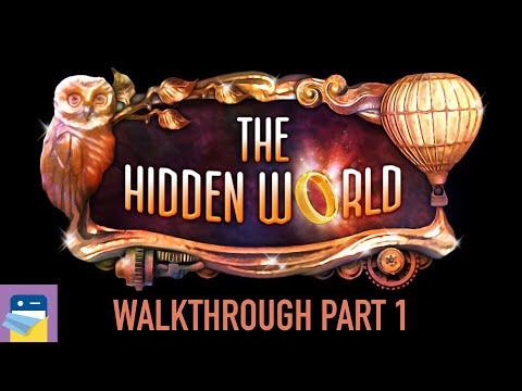 Hidden World (Mosaika): Walkthrough Guide Part 1 & IOS / Android Gameplay