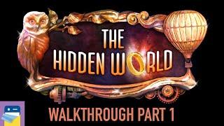 Hidden World (Mosaika): Walkthrough Guide Part 1