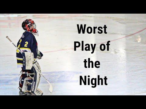 NHL 19 - Worst plays of the night 04/01/20