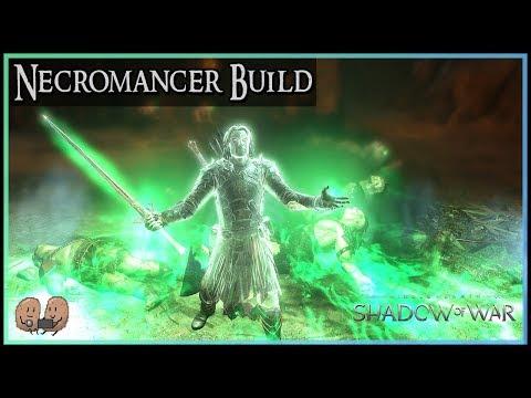 Necromancer Build – Undead & Pets | Shadow of War