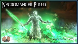 Necromancer Build – Undead & Pets | Shadow of War