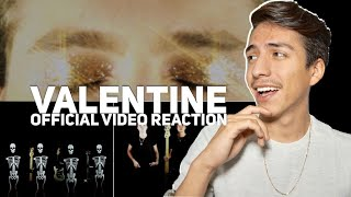 5 Seconds of Summer- Valentine (official Video) Reaction| E2 Reacts