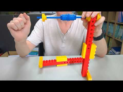 LEGO Early Simple Machines Swing Build