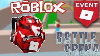 Cara mendapatkan Battle Backpack | Roblox Giant Survival 2