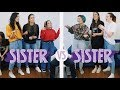 SISTER VS SISTER HARMONIZING CHALLENGE FT. SPECIAL GUEST JUDGE