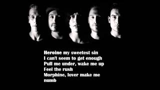 Sleeping With Sirens - Heroine (Lyrics)