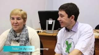 Обучение компьютерной грамотности пенсионеров в Верхошижемье