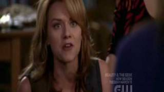 ONE TREE HILL 5x09 CATFIGHT BETWEEN LINDSEY AND PEYTON