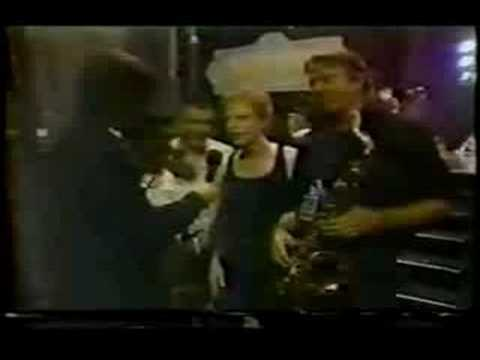Oingo Boingo interview at the palace