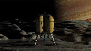 Europa-Explorer: Mission scenario