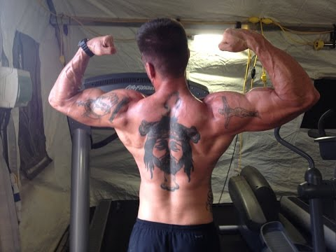 Military Muscle | Elijah Maine - BACK 2 the Basics (full)