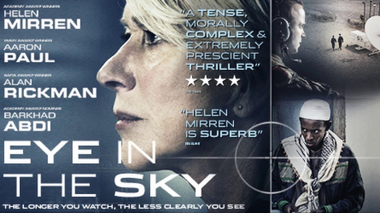 Eye In The Sky 2015 Youtube