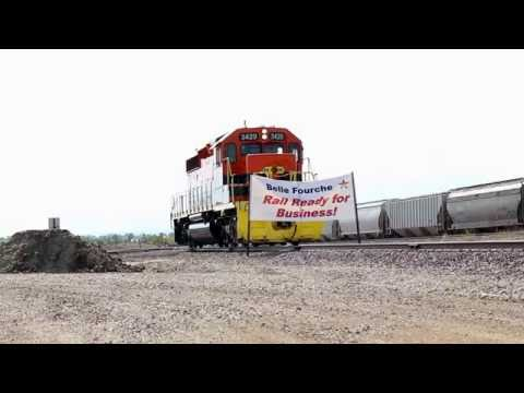 Industrial Rail Park Grand Opening | Belle Fourche, South Dakota | October 6th, 2016