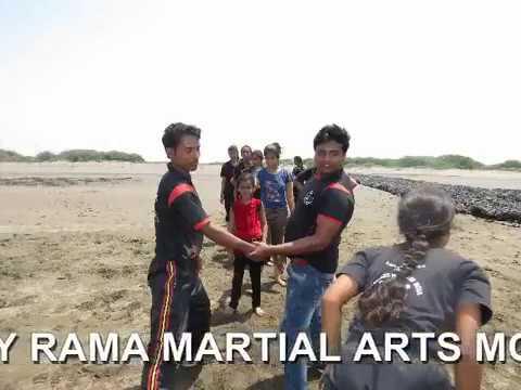 Rama black belt commando  training