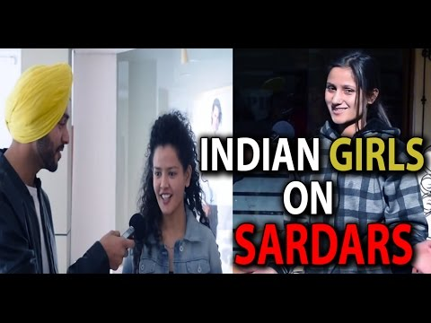 Indian People on Sardars || Indian Girls on Sardars || Shocking Reactions || Sikh People