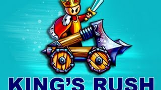 King's Rush - Game trailer