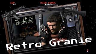 """#1 Retro Granie: """"Alien Shooter"""" [Gameplay PL] [HD]"""