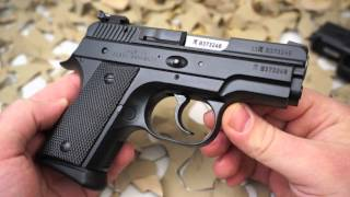 CZ 2075 Rami CZ75 Sub Compact 9mm Pocket Pistol Review - Texas Gun Blog