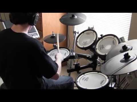 Beardfish - Into the Night - Drum Cover (Tony Parsons)
