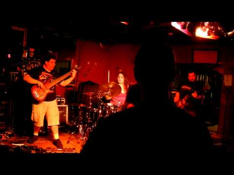 Aurin- Deprivation, W/ Dead to Me(Spineshank) outro- Champs Bar&Grill, NJ- 7/15/12 mp3