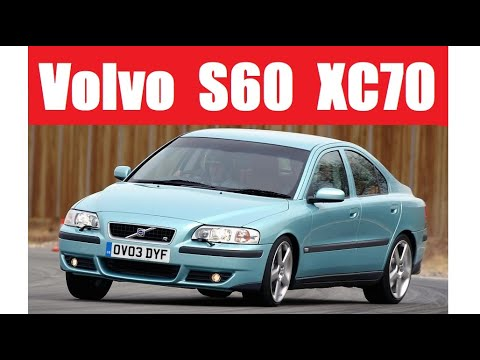 Most common repairs check list Volvo S60 2001-2009 (see video